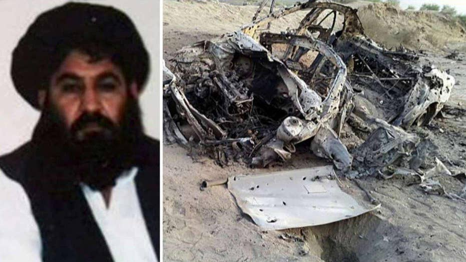 New details on US drone strike that killed Taliban leader