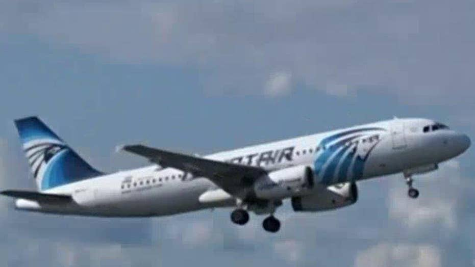 Black boxes from EgyptAir flight 804 still missing