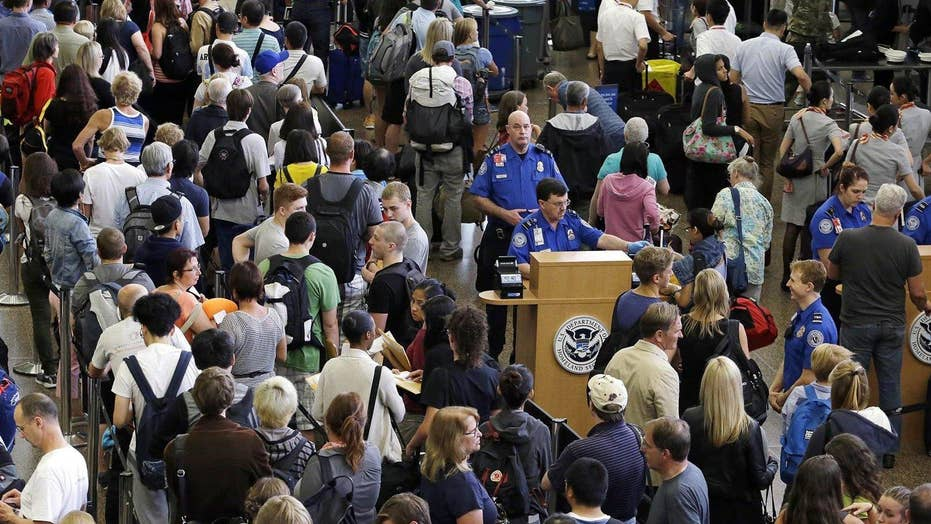 TSA security chief under fire over long security lines