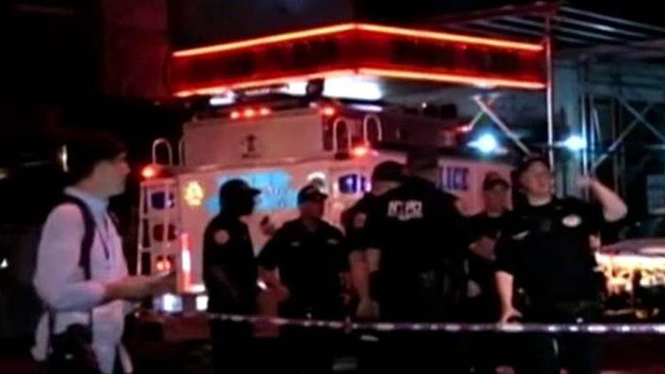 Shooting at NYC rap concert leaves one dead, three wounded