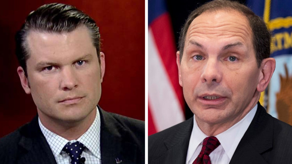 Pete Hegseth: VA Secretary is in a bubble