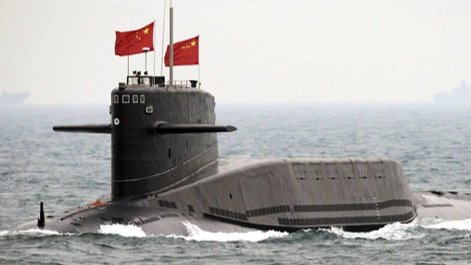 Report: China to move nuclear-armed submarines to Pacific