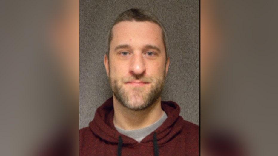 Dustin Diamond back in jail