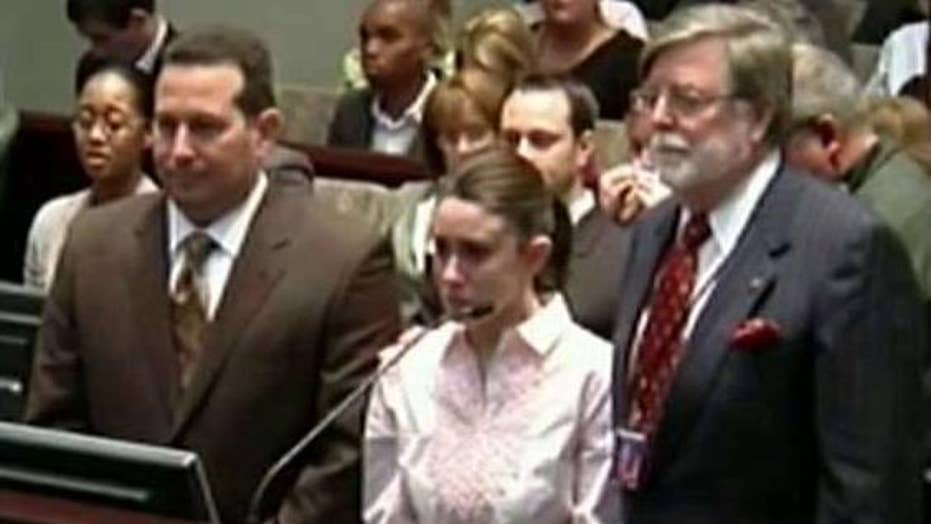 Casey Anthony allegedly told lawyer she killed her daughter
