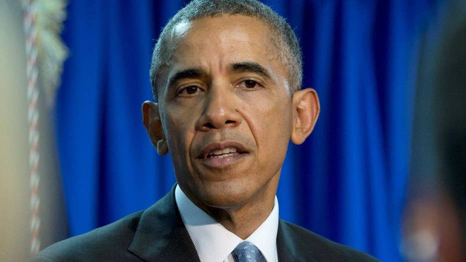 Obama: World leaders 'rattled' by Trump candidacy