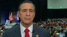 Rep. Darrell Issa on calls to privatize TSA, 2016 race