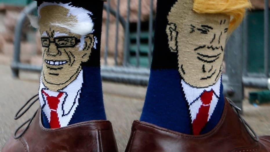 Donald Trump now says he won't debate Bernie Sanders