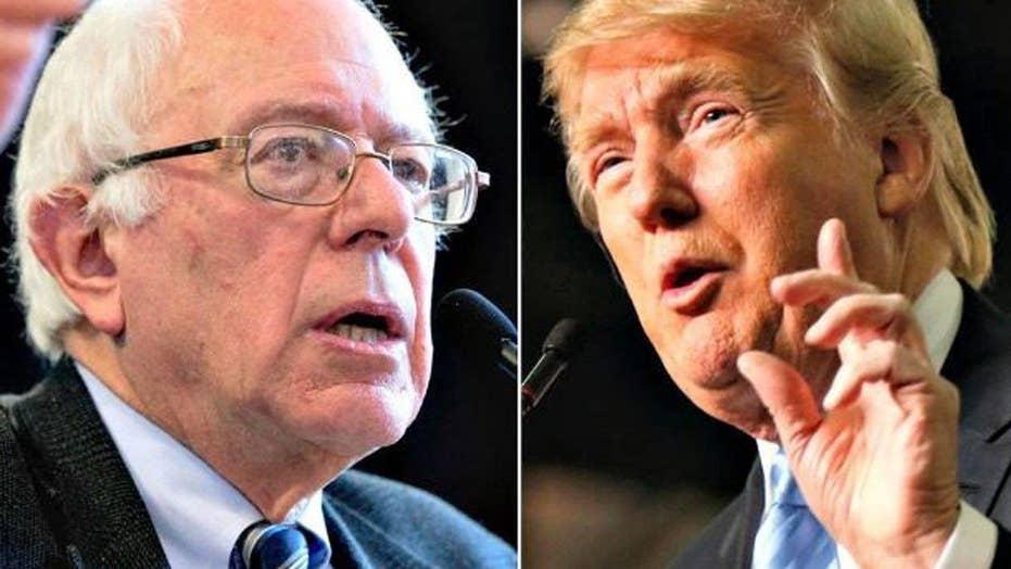 The debate is over about a possible Trump vs. Sanders debate
