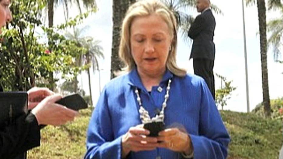 'Family and friends' email plan for Clinton at State Dept.