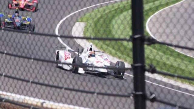 Pastor-led racing team to compete in Indy 500