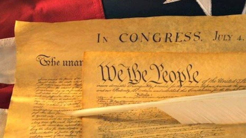 Congresswoman implies Declaration of Independence is racist