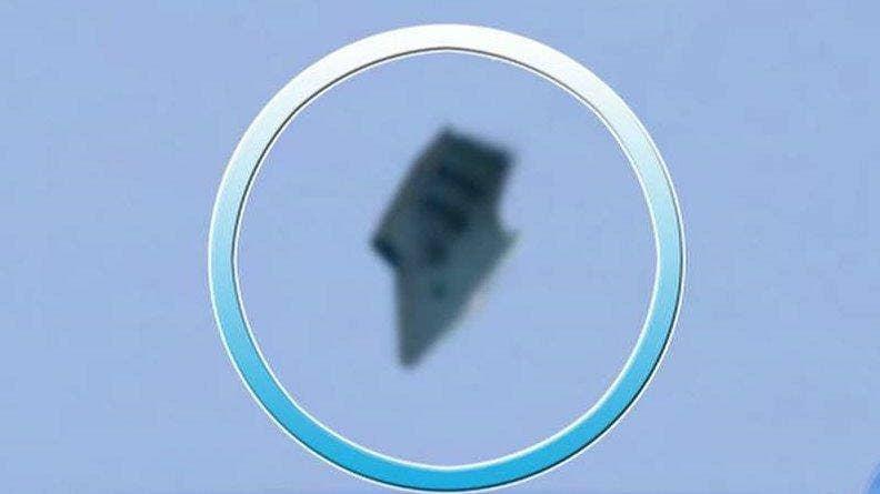 A UFO? Video captures strange object near Ohio military base