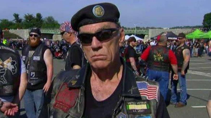 'Rolling Thunder' founder goes on 'Fox & Friends' to explain the roots of the organization and why they've forgiven Trump for his jabs at McCain