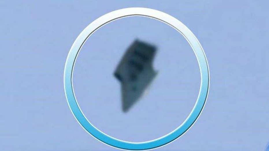 UFO sighting?