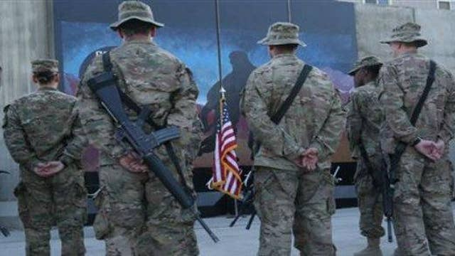 First report of US service member injured in Syria