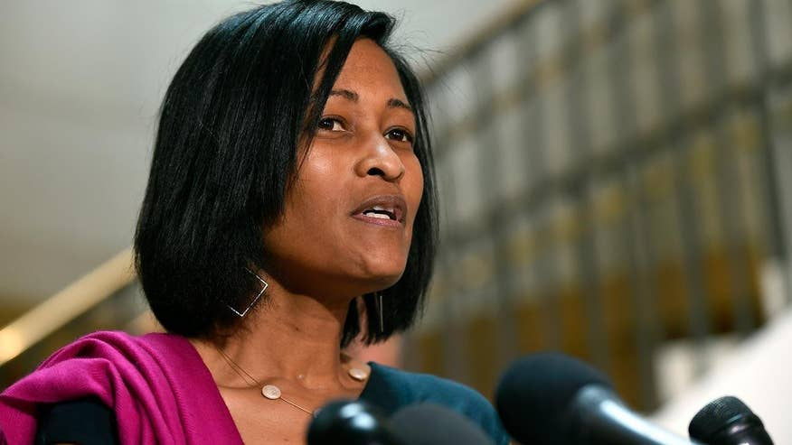 Judicial Watch releases transcript deposition of Cheryl Mills, Hillary Clinton's chief of staff throughout her four years as secretary of state, in private email server investigation. Fox News' Catherine Herridge reports for 'On the Record'