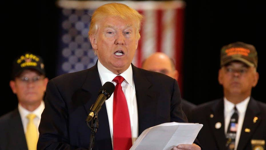 Donald Trump: Press should be ashamed of themselves