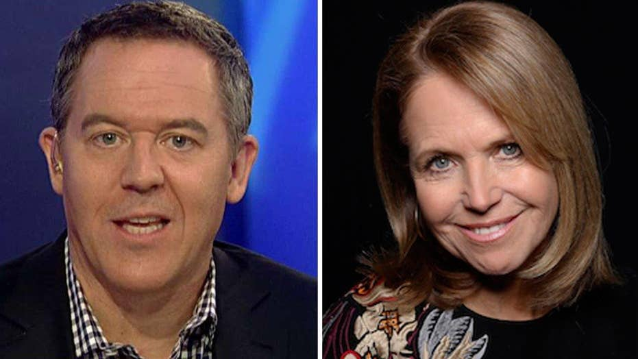 Gutfeld: Why did Katie Couric come clean?