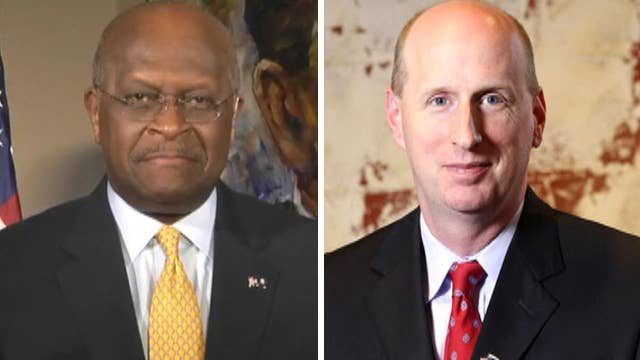 Herman Cain: David French is irrelevant