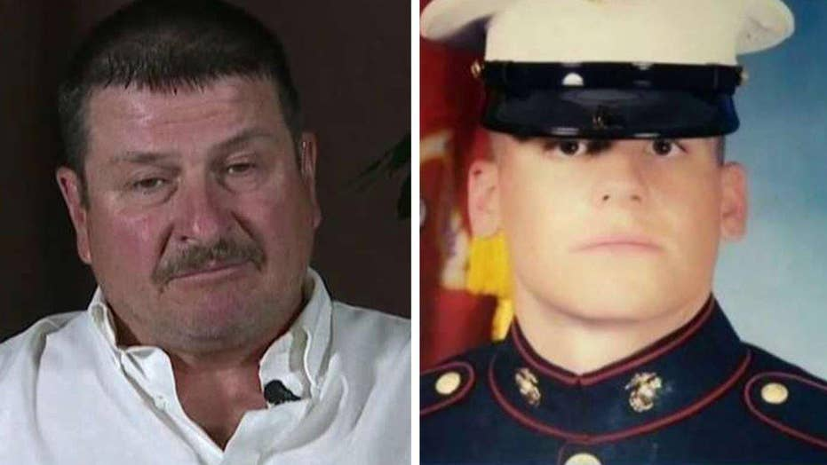 Father who lost son to overdose at VA hospital speaks out