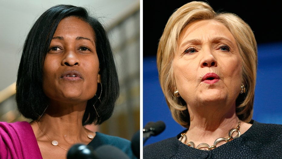 Is Cheryl Mills trying to cover for Hillary Clinton?