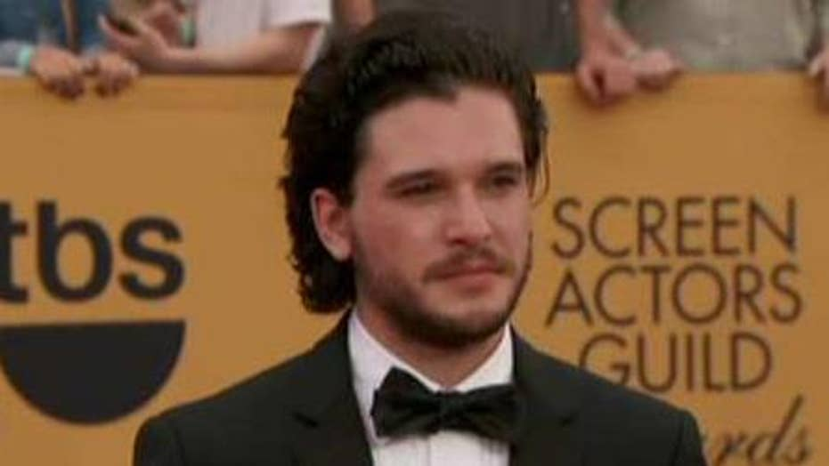 'Game of Thrones' star Kit Harington says Emilia Clarke blew him away when they met
