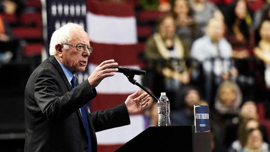 What is Bernie Sanders' endgame?