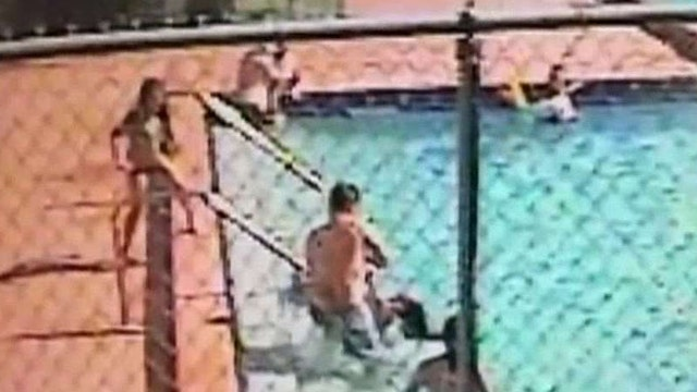 5 minutes to live: Swimming pool electrical shocks