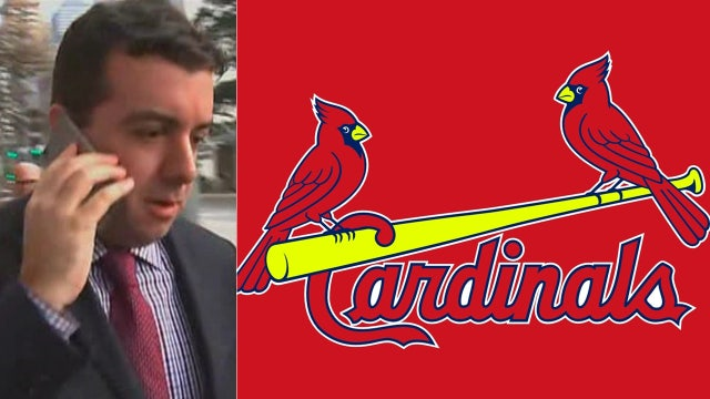 Why is punishment delayed in Cardinals hacking scandal?