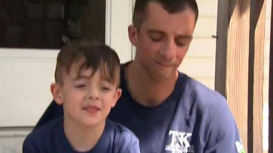 5-year-old calls emergency number to report father's driving in Massachusetts