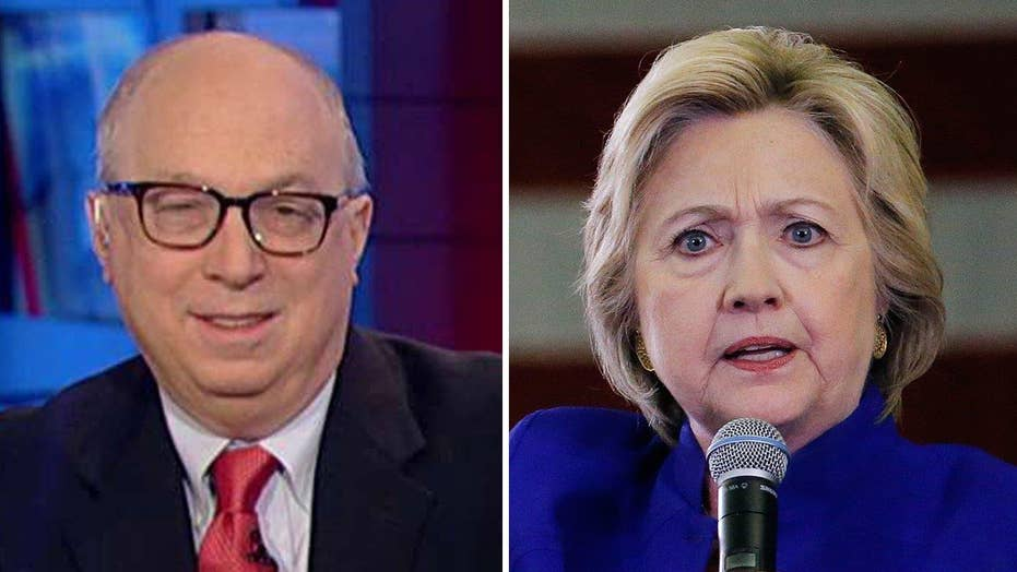 Doug Schoen: Hillary Clinton may not be the Democrat nominee