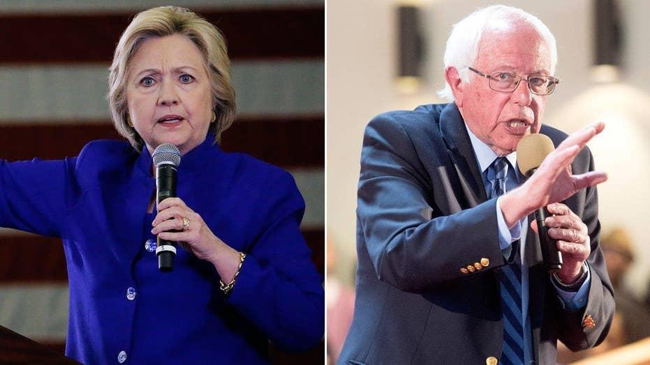 Poll: Sanders, Clinton in virtual dead heat in California