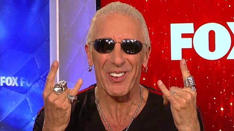 Dee Snider: Trump is a class act