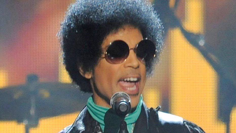 Report: Prince died of opioid overdose