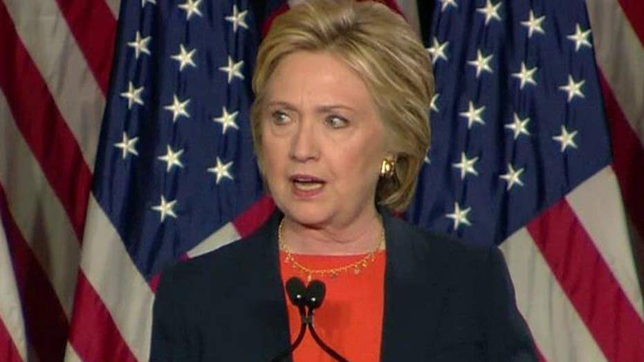Clinton: Trump likely to lead US into conflict