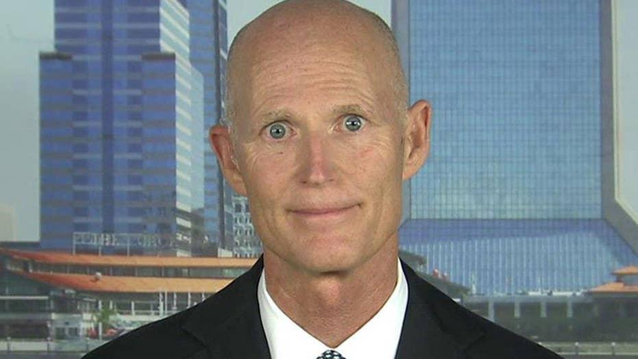 Gov. Scott on Zika preparedness: 'We need a federal partner'