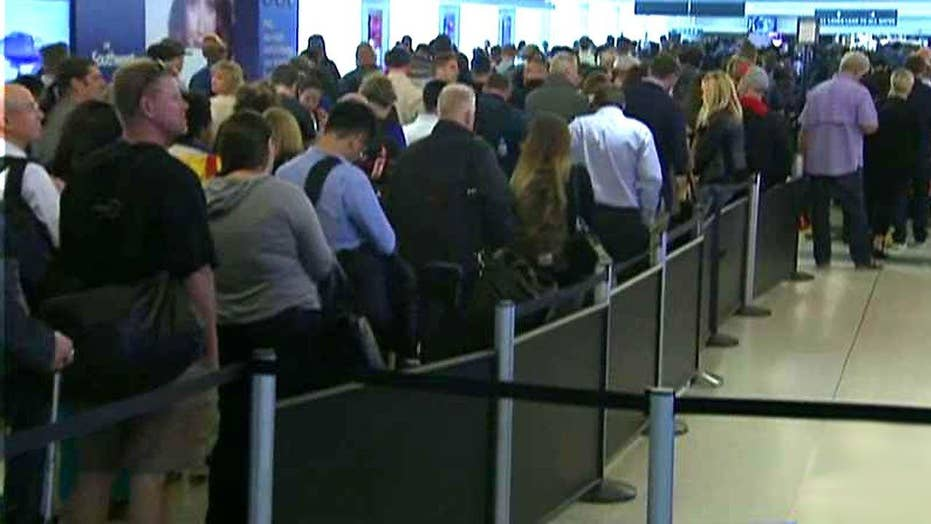 Greta: More bad news dogs TSA and our airlines