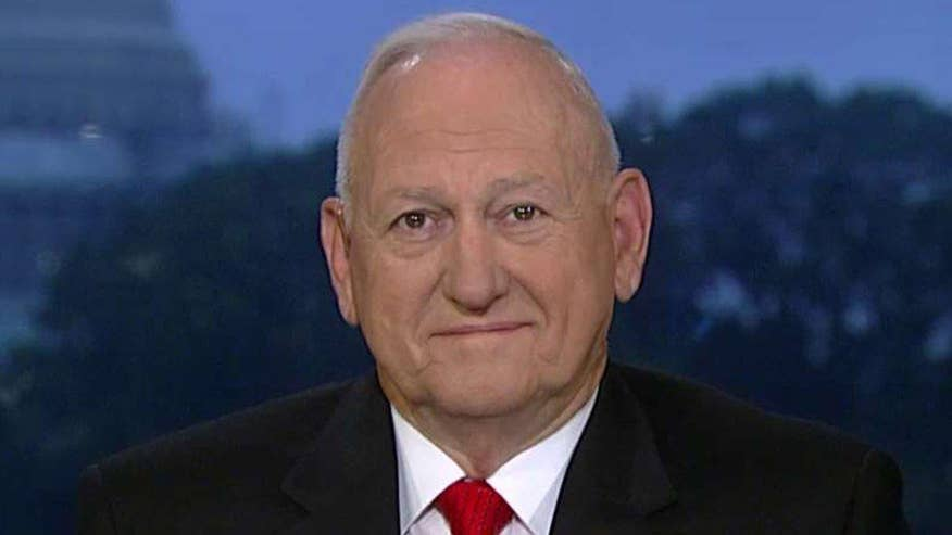Retired Lieutenant General William Boykin speaks out after getting snubbed