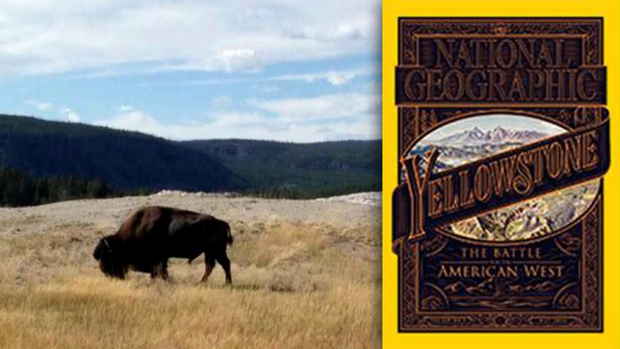National Geographic celebrates 100 years of the National Park System
