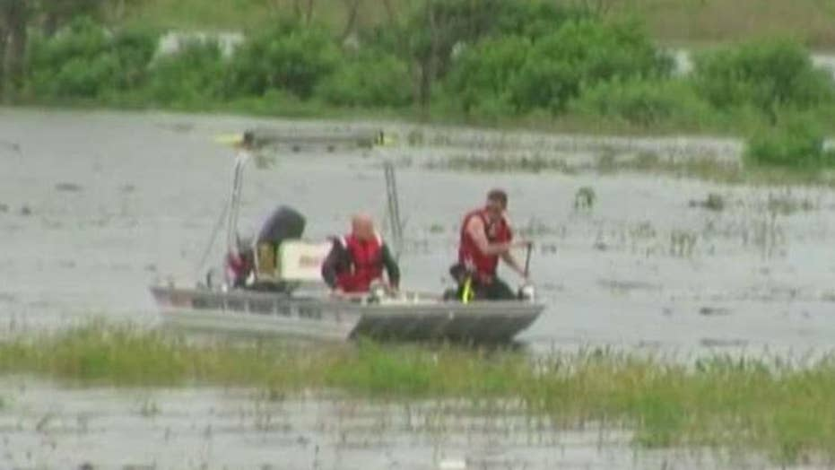 5 soldiers killed in flood near Fort Hood, Texas