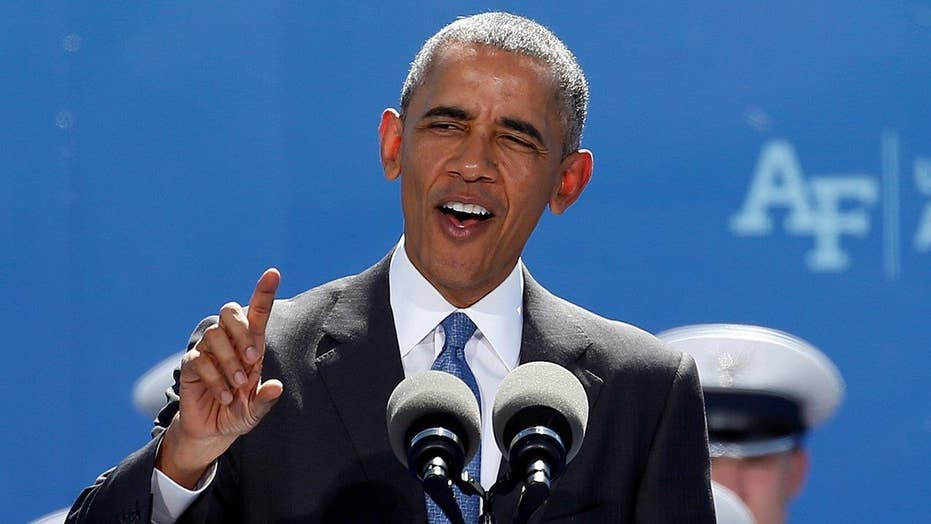 Is the US economy stronger now than when Obama took office?