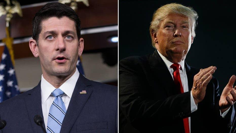Speaker Ryan endorses Trump for president