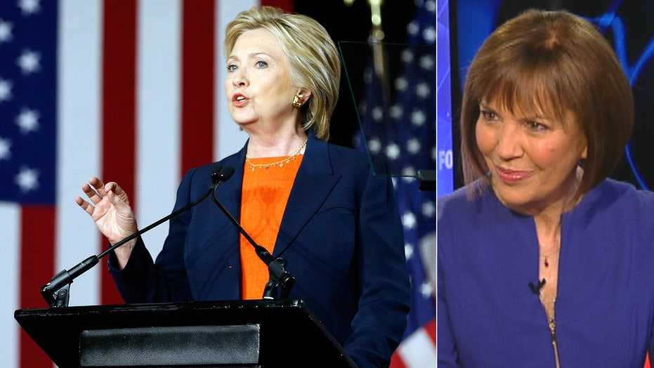 Miller: Hillary is to the right of Trump on foreign policy