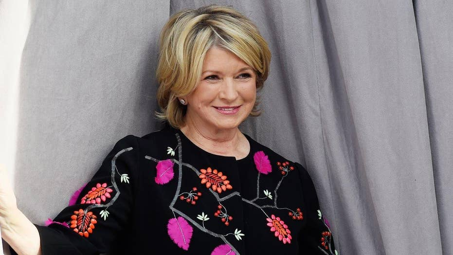 Martha Stewart a digital star?
