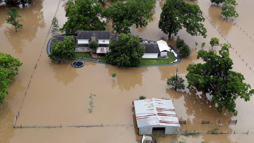Massive flooding reaches crisis levels
