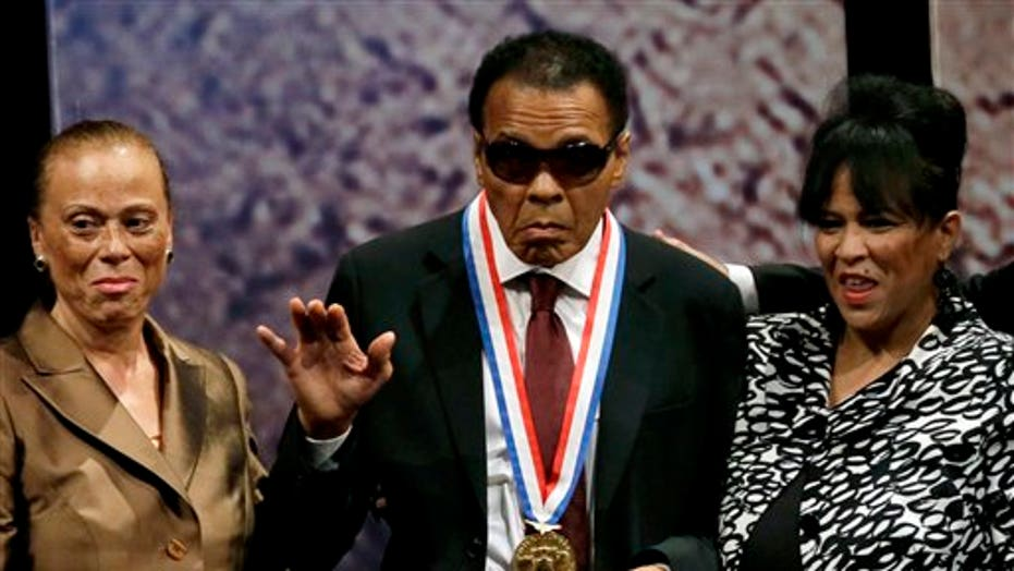 Juan Williams reflects on his conversations with Ali