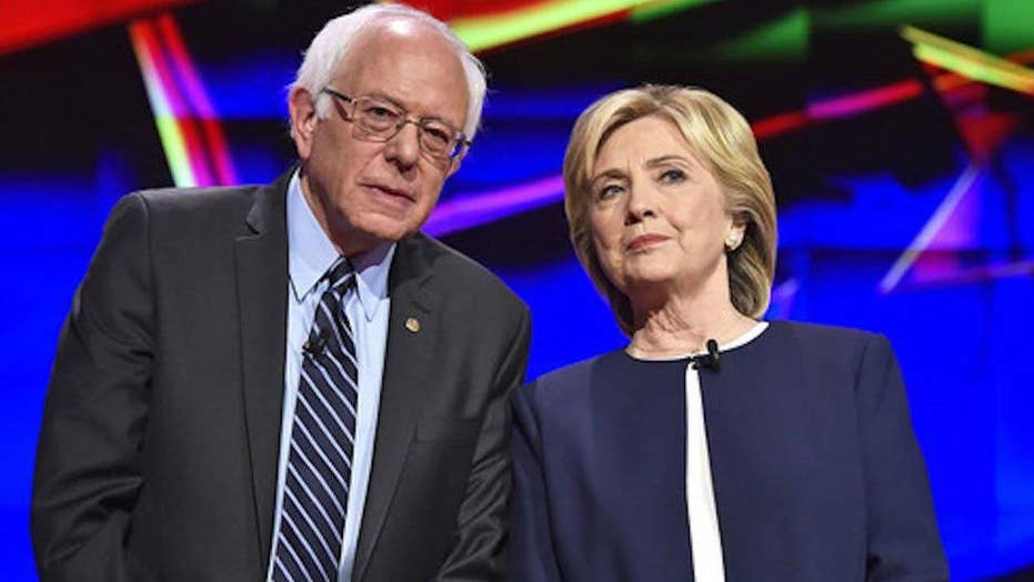 Sanders threatens to upset Clinton in California primary