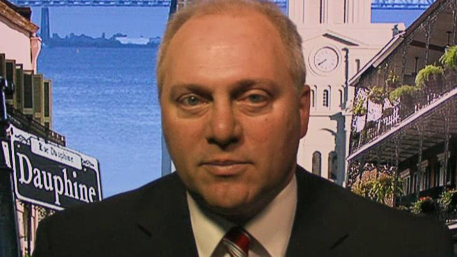 Rep. Scalise on how to grow economy after dismal jobs report