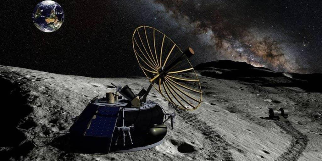 china lands on the moon historic robotic lunar landing - 600×338