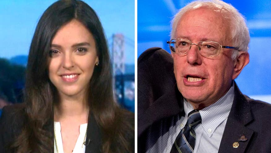 25-year-old Erin Schrode is a Sanders backer and faces an uphill battle in becoming the youngest woman elected to Congress in San Francisco. How does she feel about a contested Democratic convention? Schrode goes 'On the Record'